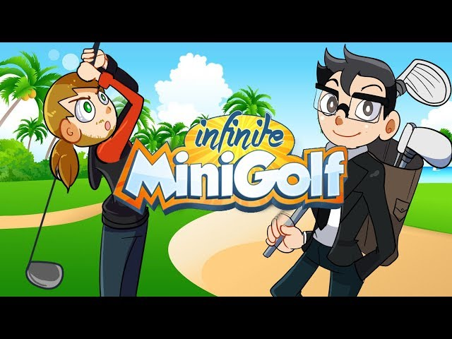 Infinite Minigolf with Friends?!   Endless Frustration!! #3