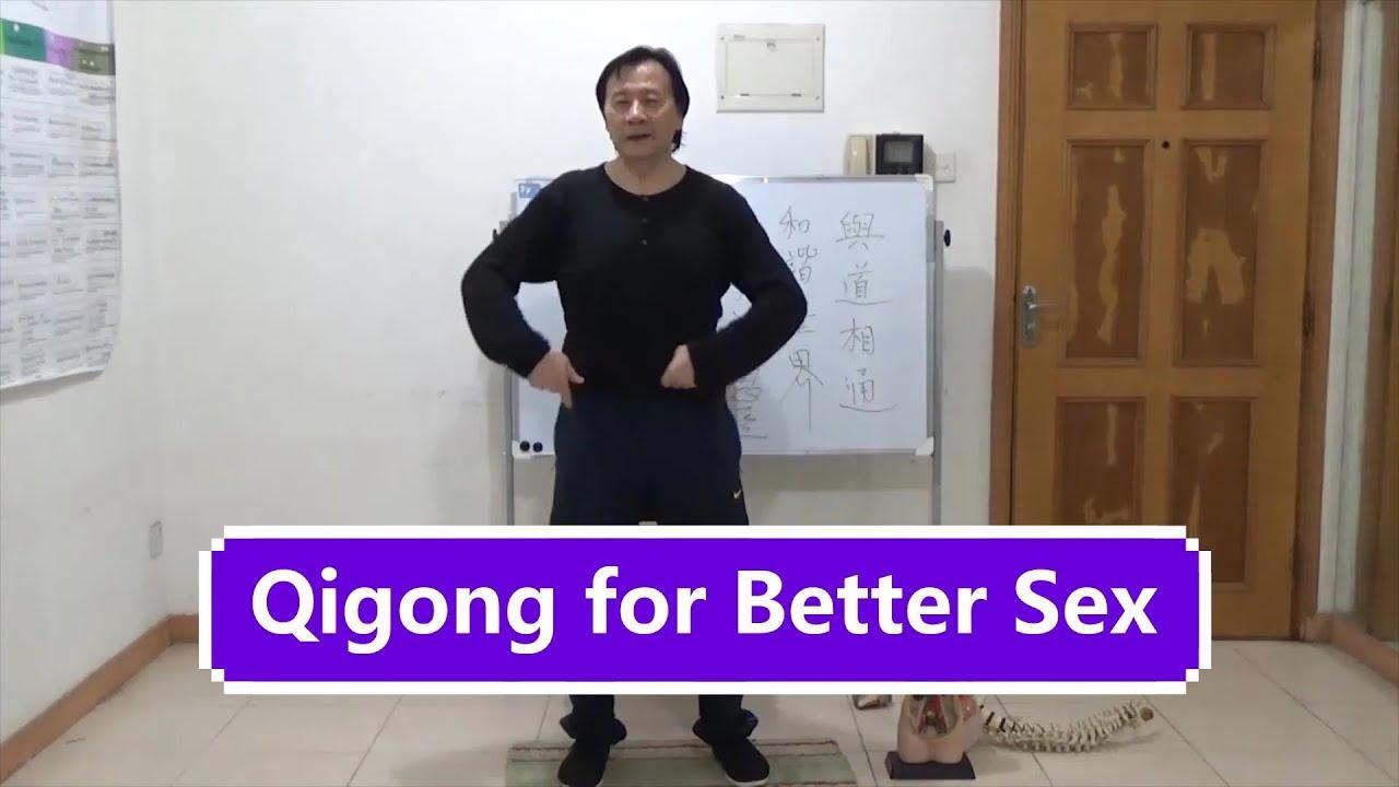 Qigong for Grounding and Sexual Vitality - YouTube