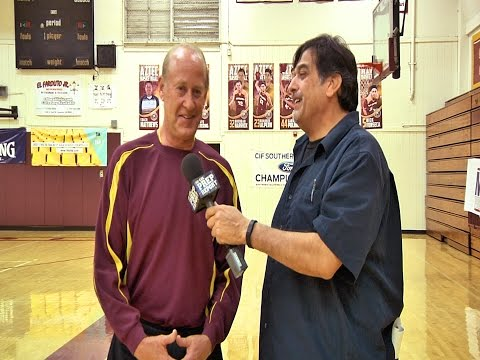 Interview with Head Boys Basketball Coach Mark Hill