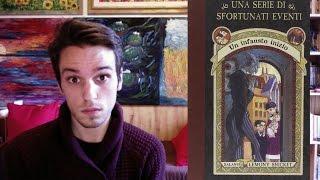 LIBRO: Lemony Snicket - Un Infausto Inizio (Una Serie di Sfortunati Eventi)