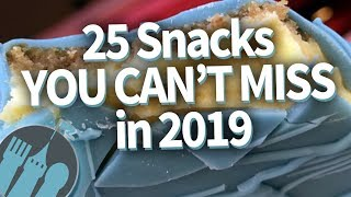 25 Disney World Snacks You MUST Get in 2019!