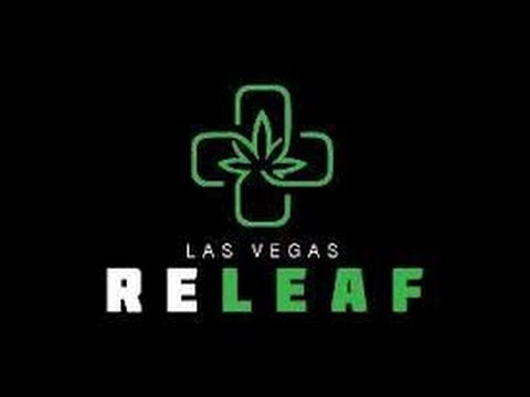 Las Vegas Marijuana Dispensary Bag Opening: Las Vegas Releaf