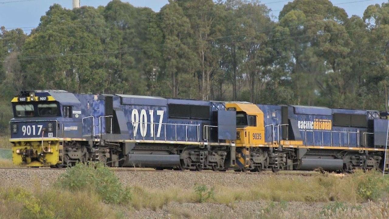 90 class heavy haul locomotives on pacific national coal for World class photos pictures
