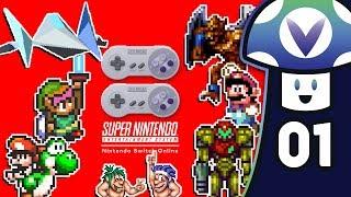 [Vinesauce] Vinny - Nintendo Switch Online: SNES Games (PART 1)