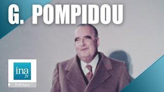 Qui était Georges Pompidou ?   Archive INA