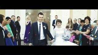 Свадебное кино. Гена и Юля =)