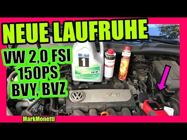 Neue Laufruhe VW 2,0 FSI 150PS | BVY BYZ | Wagner Micro Ceramic | MarkMonetti