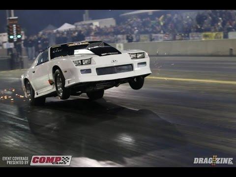 Lights Out Drag Racing Chevrolet Camaro Adel Ga Youtube