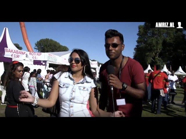 Interview Jennifer Bhagwandin door Amriz.nl