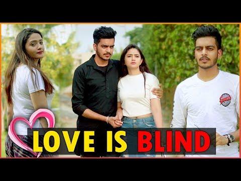 LOVE IS BLIND    Rachit Rojha