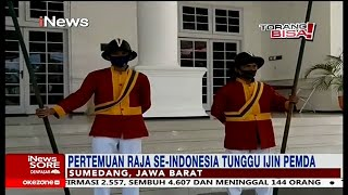 Raja Se-Indonesia akan Kumpul di Sumedang, Pertemuan Tunggu Ijin Pemda #iNewsSore 25/09