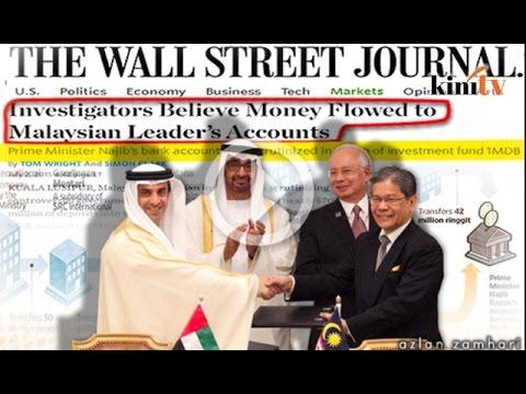 Wang orang kaya Arab: Awat la cik tak bagi tau awai-awai?