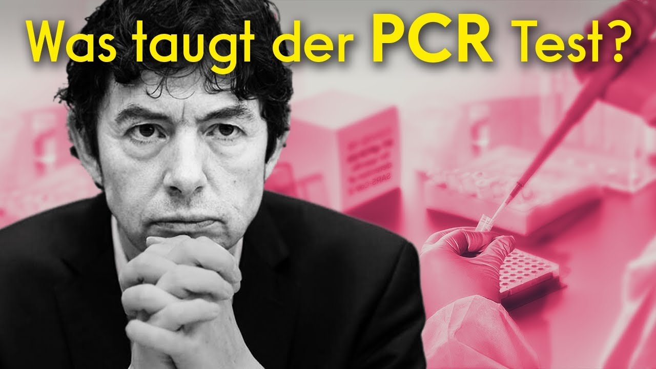 Was kann der PCR Test? (Lockdown 3.0)