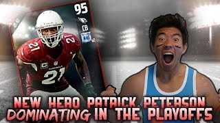 WE GET NEW HERO PATRICK PETERSON! DOMINATING ...