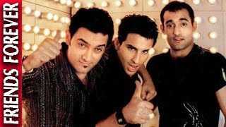 Aamir khan, Saif Ali Khan & Akshaye Khanna - TOP 10 Bollywood Friendship List- Bollywood Gossip 2016