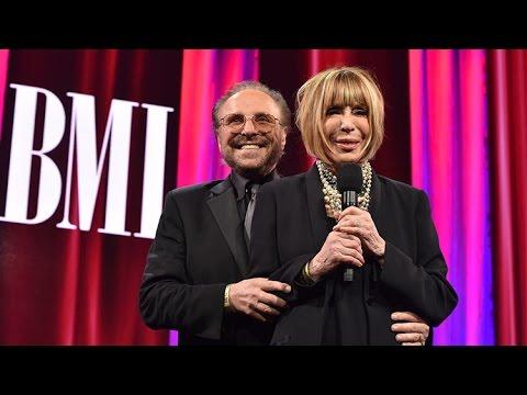 Barry Mann & Cynthia Weil Accept the BMI Icon Award