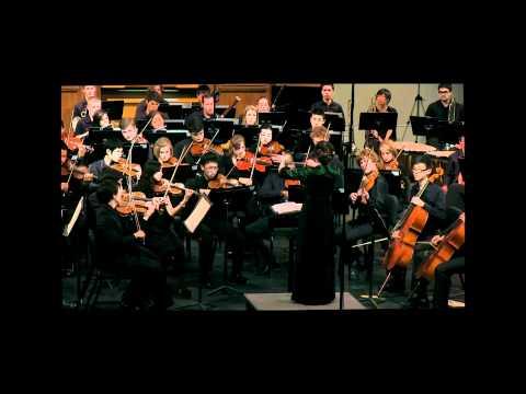 "Peer Gynt No. 1, ""Morning Mood,"" 1/4 Rebecca Lord, Conductor"