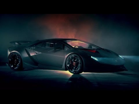 Lamborghini Sesto Elemento at Imola - Top Gear - Series 20 - BBC