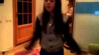 Учем танец!!!Видео урок Хип-Хоп))):)