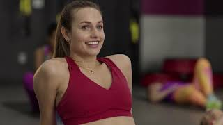 Скачать Crunch Commercial 2019 5 More Minutes Talking Belly Button