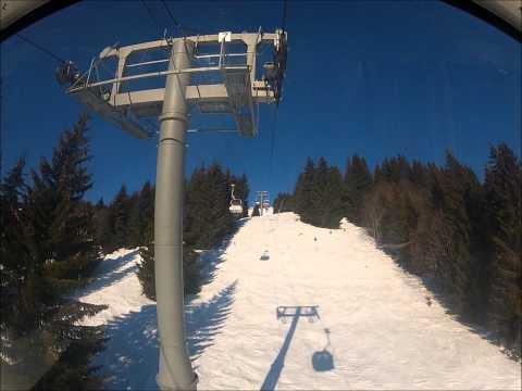 Télécabine du Mont-Chéry - Les Gets