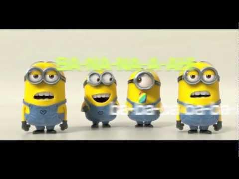 Despicable Me 2 Official Trailer - Banana Potato Song + Lyrics (HD)