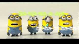 Despicable Me 2 Official Trailer - Banana Potato Song + Lyrics (HD)