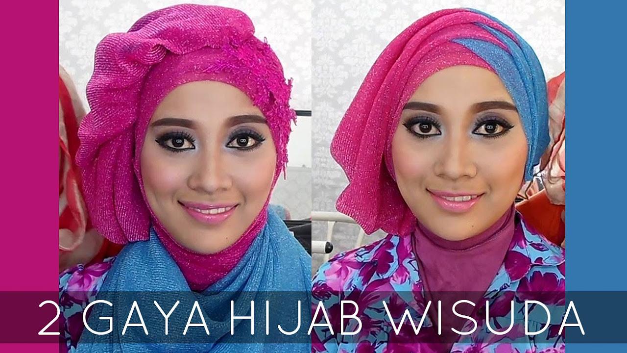 23 Kumpulan Tutorial Hijab Paris Spg Wardah Terlengkap Tutorial
