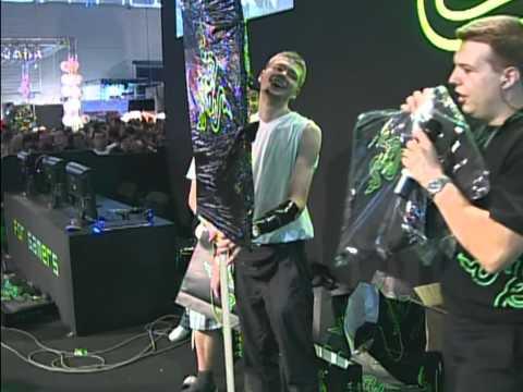 Razer at GamesCom 2010