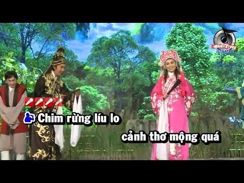 [Karaoke] LK Hồ Quảng Lương Sơn Bá Chúc Anh Đài