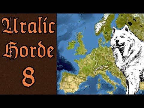 [8] Uralic Horde - EU4 Common Sense