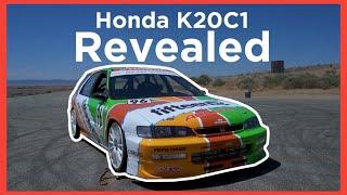 homepage tile video photo for 96' Honda Accord Wagon Gets K20C1 ENGINE SWAP