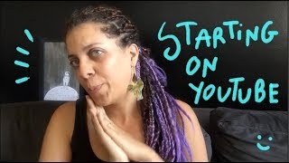 On starting a new youtube channel