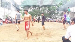 BÓNG CHUYỀN ĐÓ ĐÂY   Team Bình Minh vs Team Tí Chuột   Giải bóng chuyền 4-4 Bình Chánh 2017