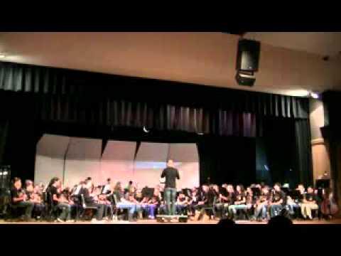 WANTAGH SCHOOL BAND DAY 2012:RITES OF TAMBURO