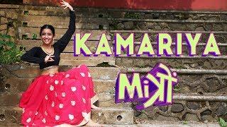 Kamariya – Mitron Garba Dance Choreography | Tanvi Karekar | Darshan Rawal | Dj Chetas