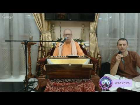 Бхагавад Гита 14.17 - Бхакти Вайбхава Свами