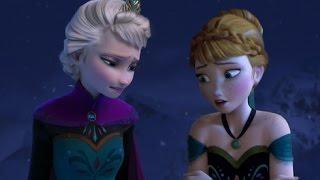 - Эльза и Анна Я рисую