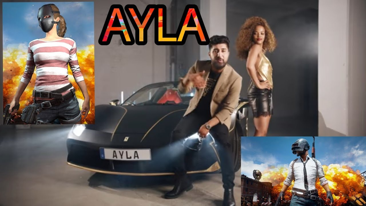 Navid zardi ayla pubg mobile  نةويد زةردى له بوبجي