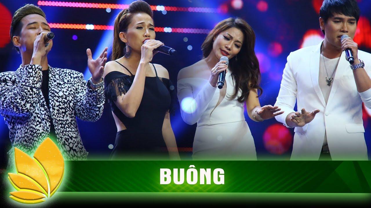 Buông – Phú Luân, Lê Chinh, Triệu Lộc, Thu Trang | Tuyệt đỉnh song ca || Ca nhạc