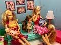 Barbie IPad Breaks! Haley and Ally!