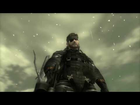 MGS3 HD - CQC Only The Boss ' E-Extreme 2:25
