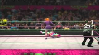 Daphne Blake vs. Nicki Minaj, Submission Match