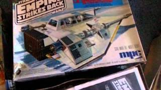 Vintage Star Wars Model Kits From A Garage Sale To Resell On Ebay