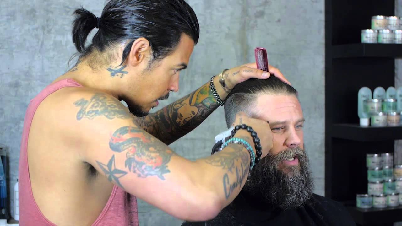 Game of Thrones meets the Man Bun - YouTube