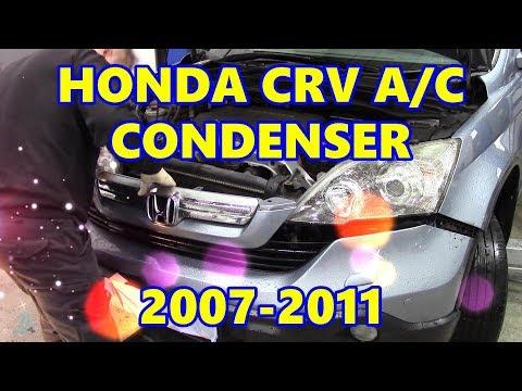 Honda CRV Air Con Condenser 2007-2011