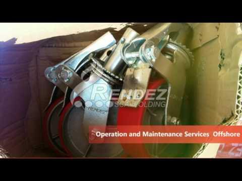 RENDEZ SCAFFOLDING OPERATION & MAINTENANCE SERVICE OFFSHORE