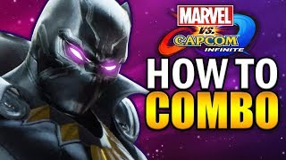 Short and Simple Guide on How to Combo with Black Panther in Marvel...