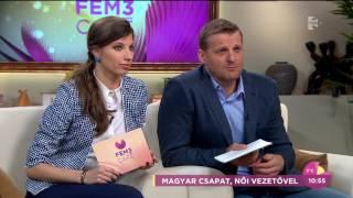 Magyar motorosnak is szurkolhatunk a Spíler TV-n! - tv2.hu/fem3cafe