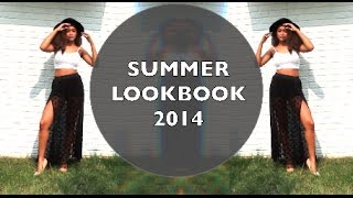 Summer Lookbook | 2014 Thumbnail